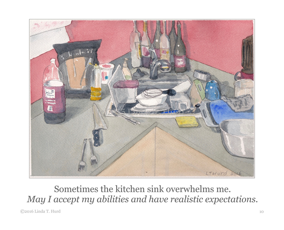 THE KITCHEN SINK - Linda T. Hurd